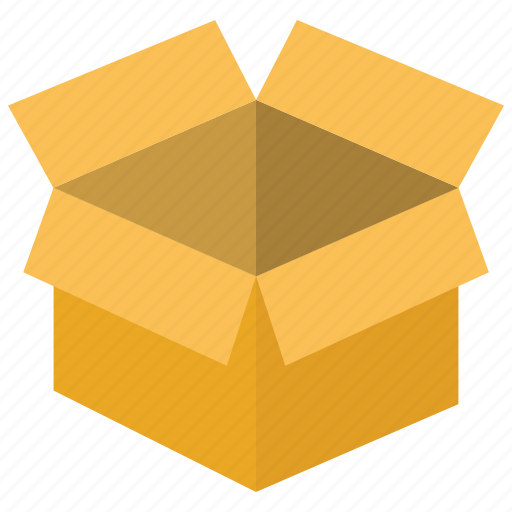 box, delivery, package, transport, transportation icon
