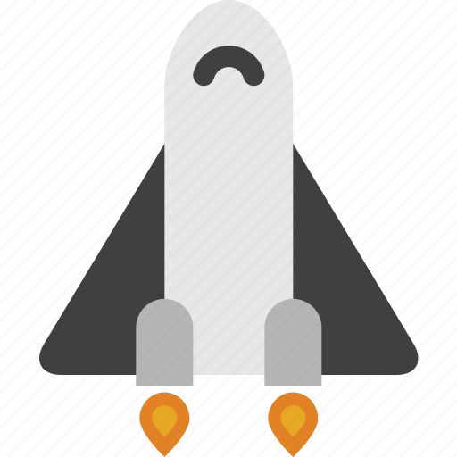 launch, rocket, shuttle, space, spaceship, startup icon