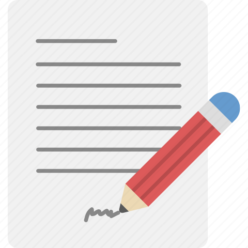 document, file, page, paper, sign icon