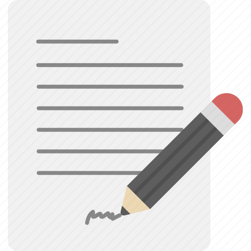 document, page, paper, sign, text icon