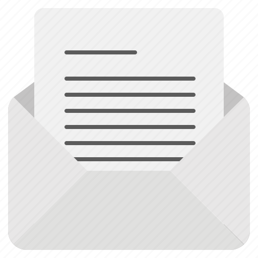 Letter, email, envelope, mail, message icon - Download on Iconfinder