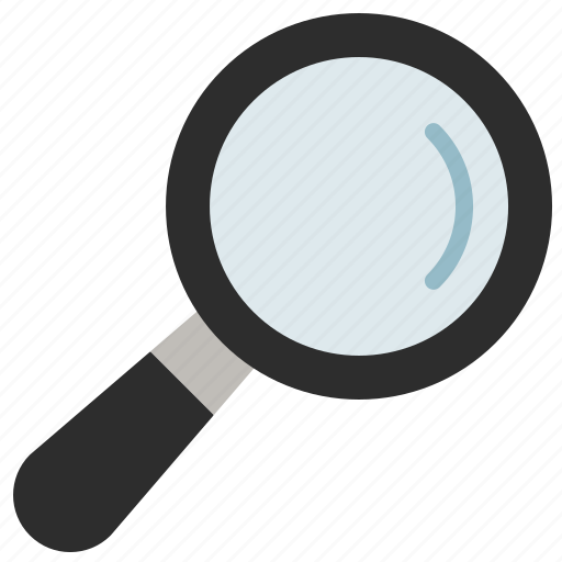 find, glass, magnifying, magnifying glass, search, view, zoom icon