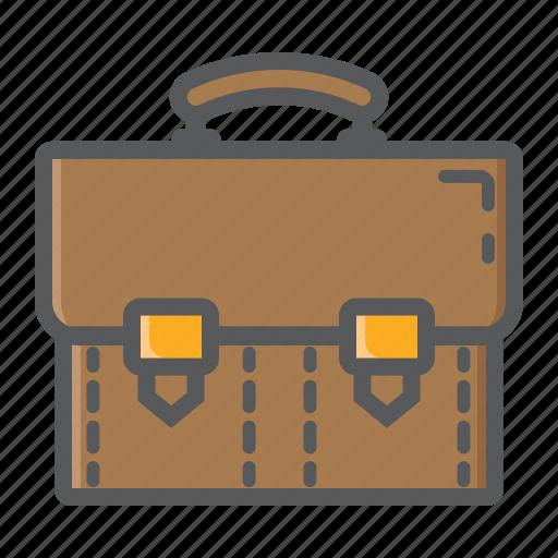 bag, briefcase, business, document, office, portfolio, work icon