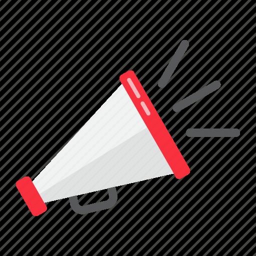business, loudspeaker, marketing, megaphone, promotion, seo icon