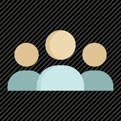 business, company, group, partnership, social, team, work icon