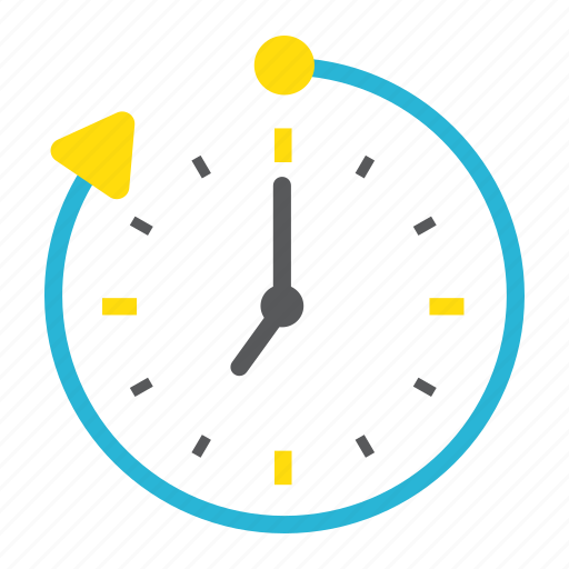 business, clock, job, office, overtime, time, work icon