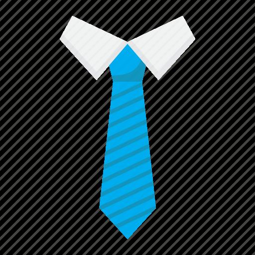 business, dress, fashion, necktie, office, tie icon
