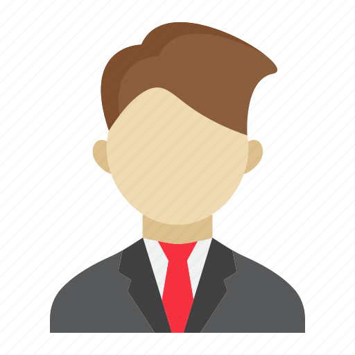 avatar, business, businessman, job, manager, person, user icon