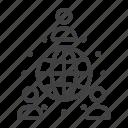 business, communication, global, international, network, partnership, world