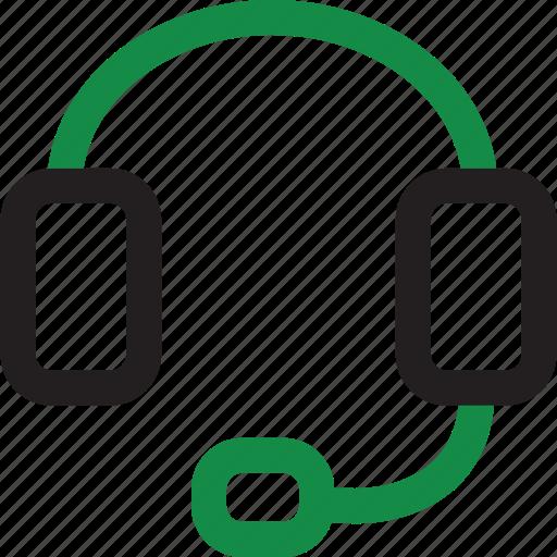 center, customer, service icon