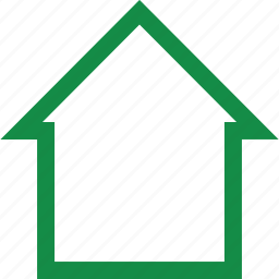 equity, home, house icon