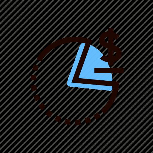 diagram, figure, grid, income, of, schematic, share icon