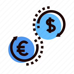 conversion, currency, currency exchange, exchange, grid, value icon