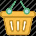 basket, online store, purchase, shopping, shopping basket
