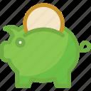 cash bank, cash box, money bank, money box, piggy bank