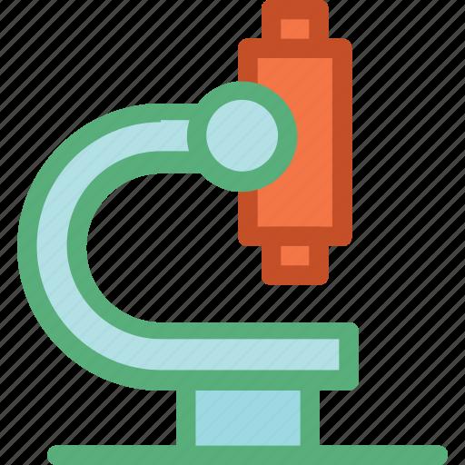 experiment, lab equipment, laboratory, microscope, research icon