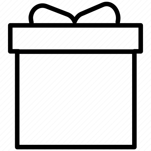 box, christmas, free, gift, package, present, xmas icon icon