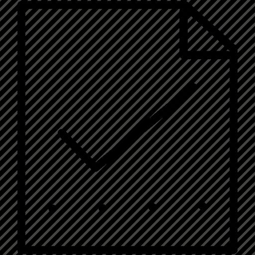 checklist, clipboard, tasks icon icon