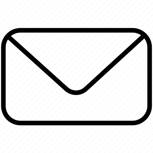 email, envelope, letter, mail, send, sent icon icon