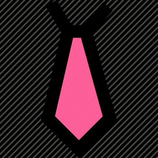 business, tie icon