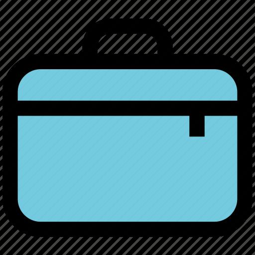 briefcase, business, finance, marketing, office, work icon