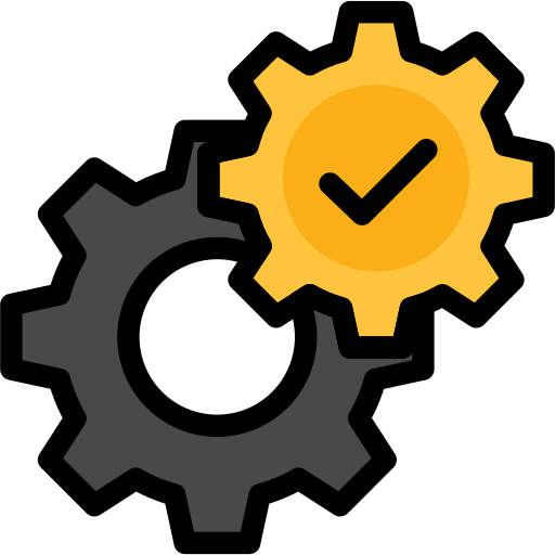 business, management, office, setting, success icon