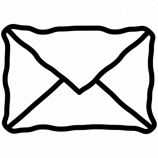 email, envelope, letter, sms icon
