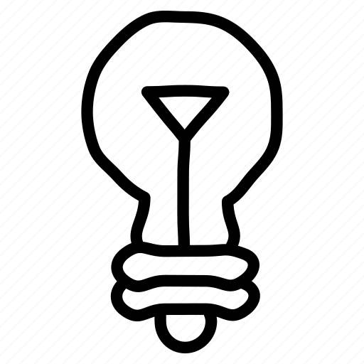 bulb, idea, lamp, startup icon