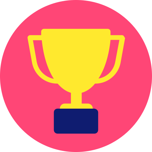 award, cup, leader, prize, sport, trophy, winner icon icon