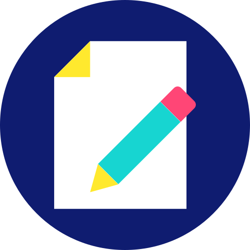 draft, note, notes icon icon