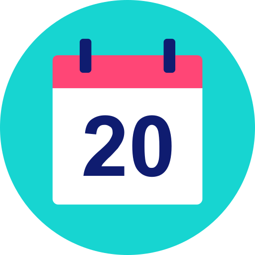 calendar, date, event, month, plan, schedule icon icon