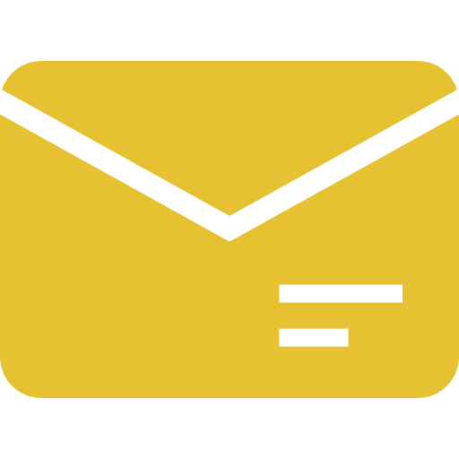 email, letter, mail, message, notification icon