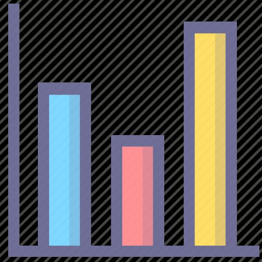 analysis, chart, report, statistics, survey icon