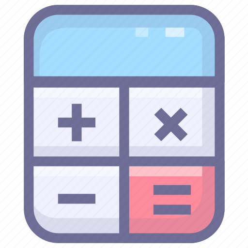 accounting, calculation, count icon