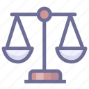 balance, legal icon