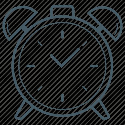 alarm, alarm clock, clock, reminder, time icon