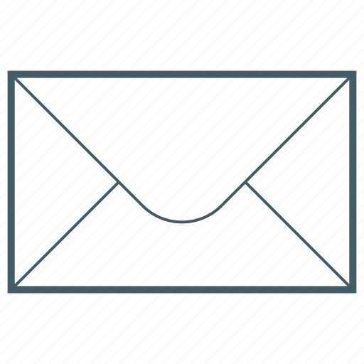 email, envelope, letter, mail, office icon