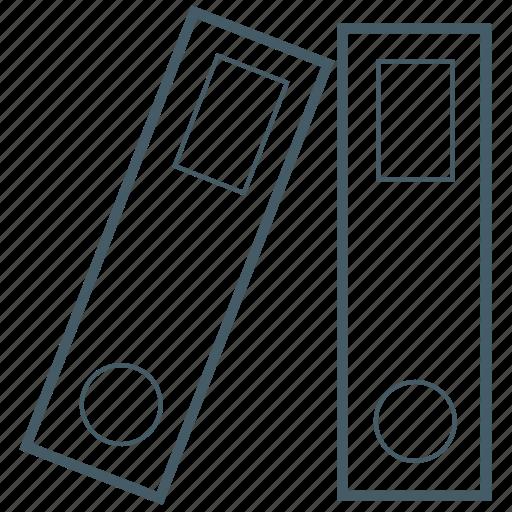 file, folder, hard folder, office icon