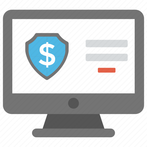 banking website, e transaction, online banking, online payment, secure payment icon