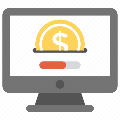banking website, online banking, online payment, online transaction, seo icon
