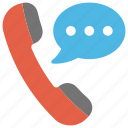 helpline, hotline, phone receiver, receiver, telephone icon
