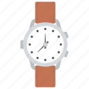 hand watch, timepiece, timer, watch, wristwatch icon