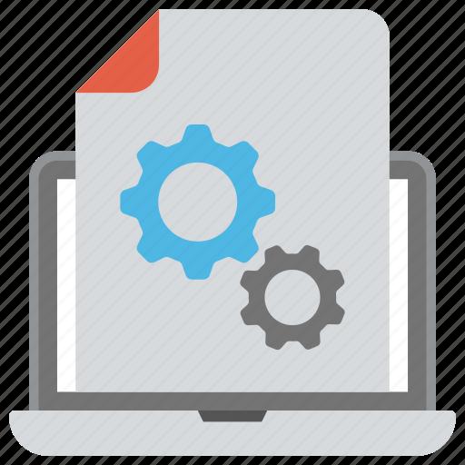computer hardware, computer maintenance, information technology, monitor display, web development icon