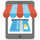 credit card, m-commerce, ecommerce, mobile banking, pay online