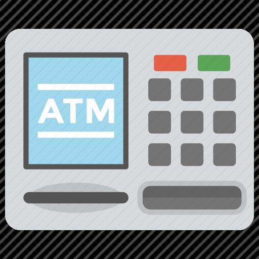 atm, atm machine, banking, cash line, cash machine icon