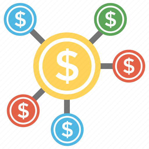 currency, foreign exchange, forex, money, money market icon