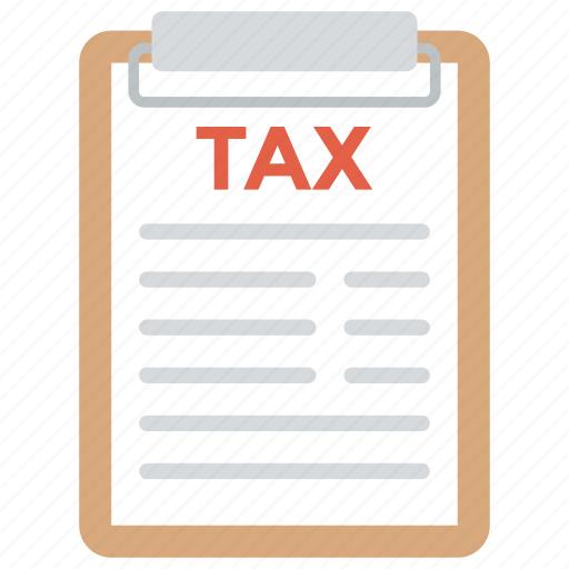 commerce, income tax, interest, tax return, taxes icon