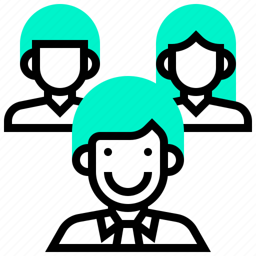 Business, group, leadership, man, team, teamwork icon - Download on Iconfinder