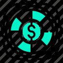 business, dollar, help, lifebuoy, money, support