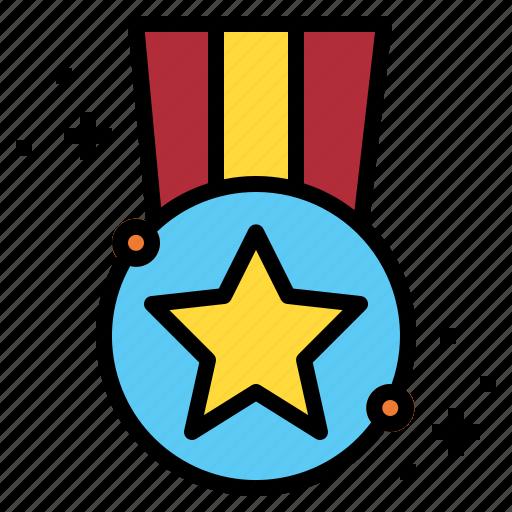 award, medal, prize, reward icon